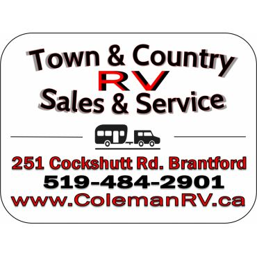 Town & Country Sales & Service logo