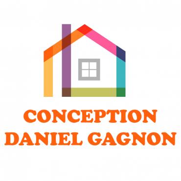 Conception Daniel Gagnon logo