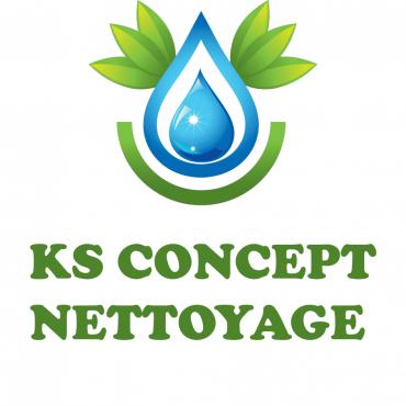 KS Concept Nettoyage logo