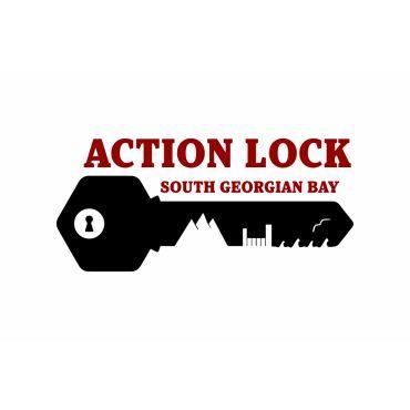 Action Lock - South Georgian Bay PROFILE.logo