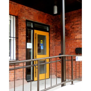 Automatic Doors Wheel Chair Access