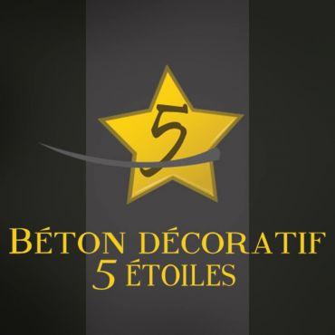 Béton Décoratif Cinq Étoiles Inc. logo