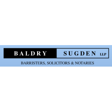 BALDRY SUGDEN LLP. logo