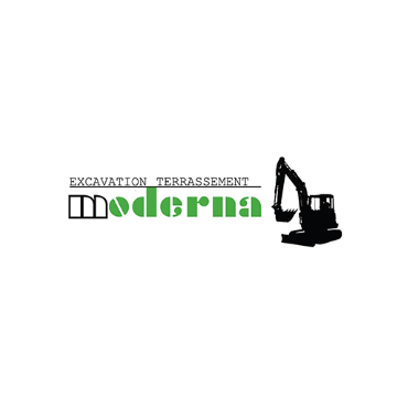 Excavation Terrassement Moderna logo
