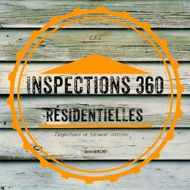 Les Inspections Résidentielles 360 logo