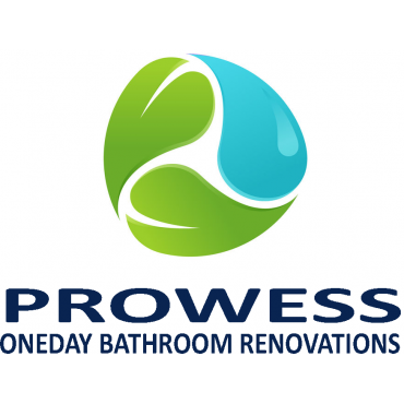 Prowess OneDay Bathroom Renovations PROFILE.logo