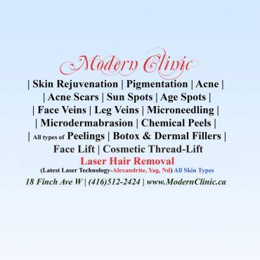 Modern Clinic - Modern Edge Health & Beauty logo