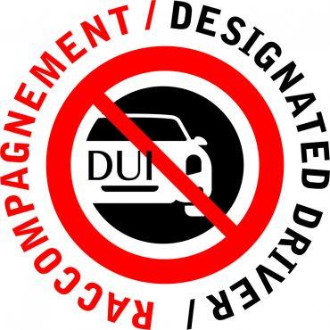 DUI Service de Raccompagnement logo