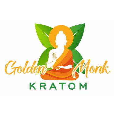 Golden Monk Kratom PROFILE.logo