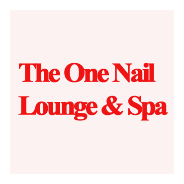 The One Nail Lounge & Spa logo