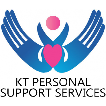 KT Personal Support Services logo