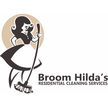Broom Hilda's Residential Cleaning Services logo