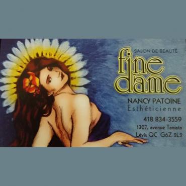 Salon De Beauté Fine Dame logo