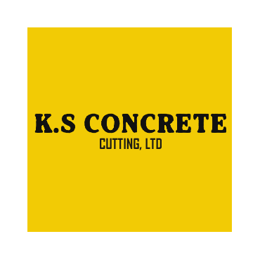 K.S Concrete Cutting & Coring Ltd. PROFILE.logo