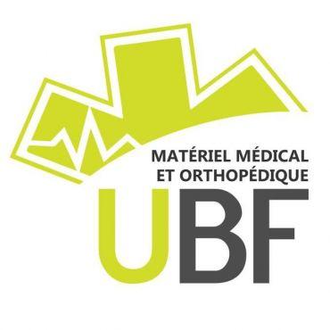 UBF Matériel Médical et Orthopédique logo