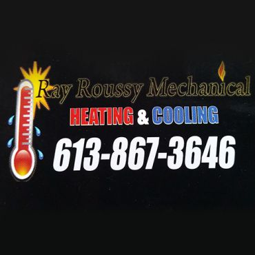 Ray Roussy Mechanical, Heating & Cooling PROFILE.logo