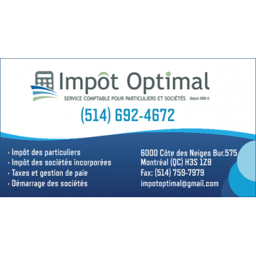 Impôt Optimal logo