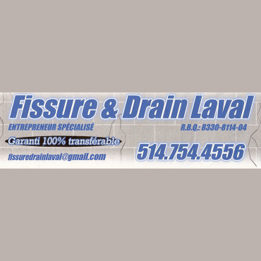 Fissure Drain Laval PROFILE.logo