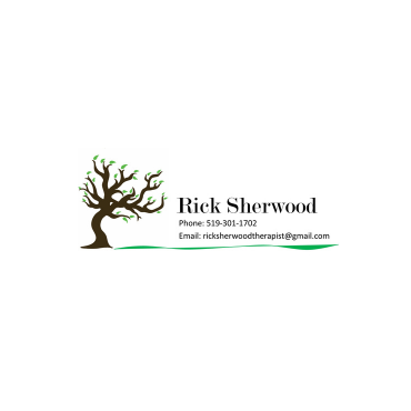 Rick Sherwood and RS Therapy Group logo
