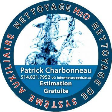 Nettoyage H2O PROFILE.logo