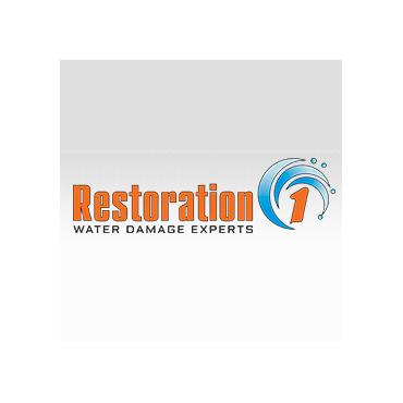 Restoration 1 Mississauga logo