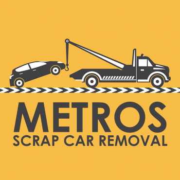 Metros Scrap Car Removal logo
