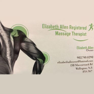 Elizabeth Allen Registered Massage Therapist PROFILE.logo