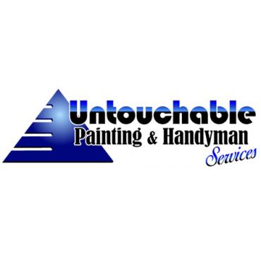 Untouchable Painting & Handyman Service logo