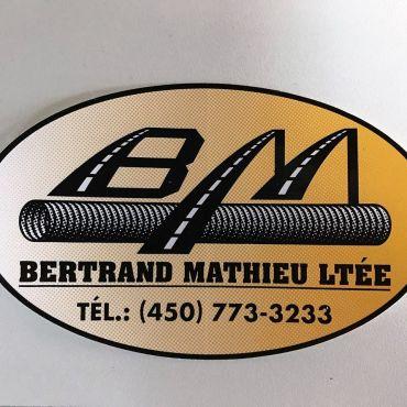 Mathieu Bertrand Ltée PROFILE.logo