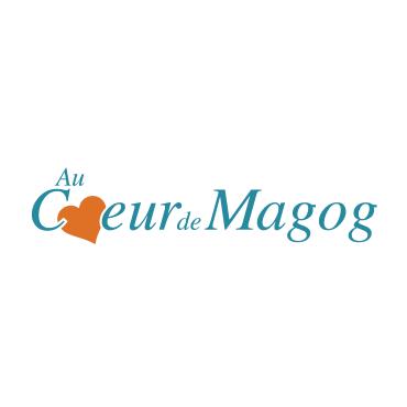 Au Coeur De Magog B & B logo