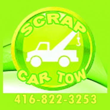 Car Junk Yard, Mississauga, Ontario, Can