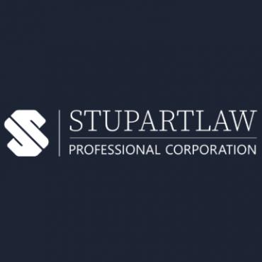 STUPARTLAW PROFESSIONAL CORPORATION logo