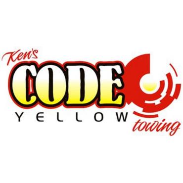 Ken's Code Yellow Towing PROFILE.logo