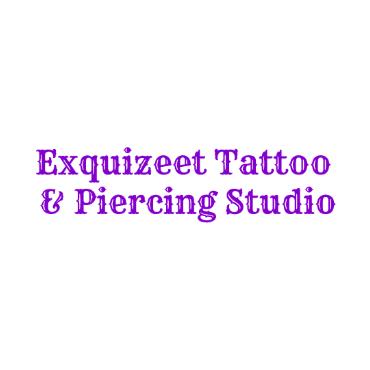 Exquizeet Tattoo & Piercing Studio PROFILE.logo