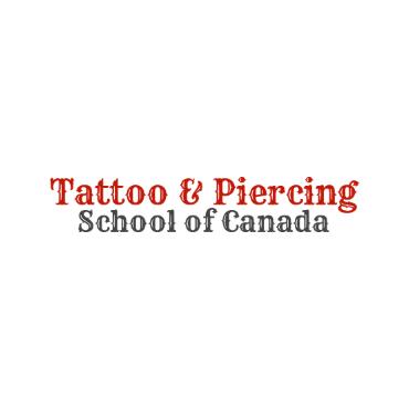 Tattoo & Piercing School Of Canada logo