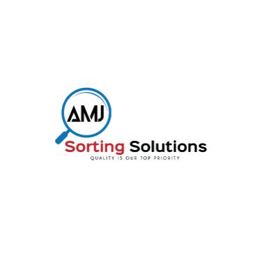 AMJ Sorting Solutions logo