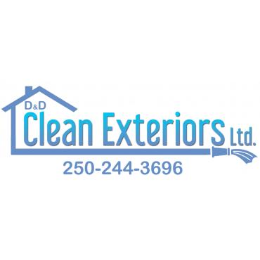 D & D Clean Exteriors Ltd. PROFILE.logo