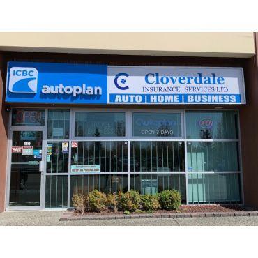 ICBC Autoplan Cloverdale BC