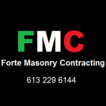 Forte Masonry Contracting PROFILE.logo