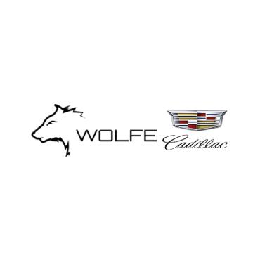Wolfe Cadillac PROFILE.logo