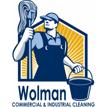 Wolman Commercial & Industrial Cleaning PROFILE.logo
