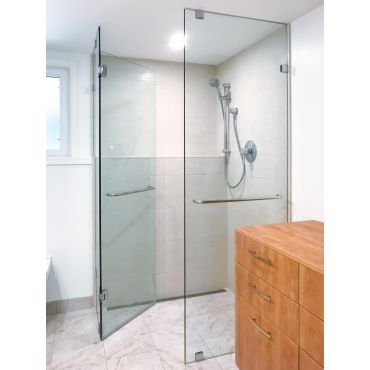 Barriere Free custom Shower
