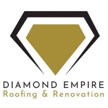 Diamond Empire Roofing & Renovation logo
