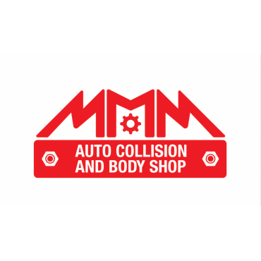MMM Auto Collision and Body Shop logo
