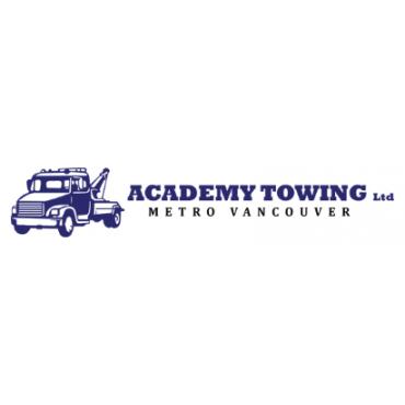 Academy Towing logo