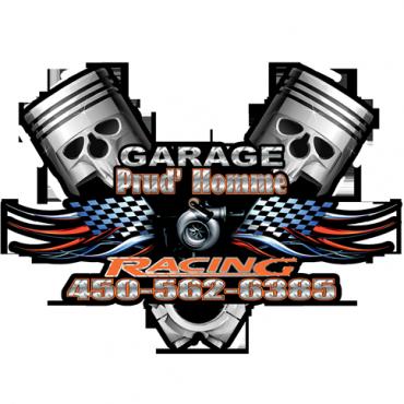 Garage Prud'homme Inc. logo