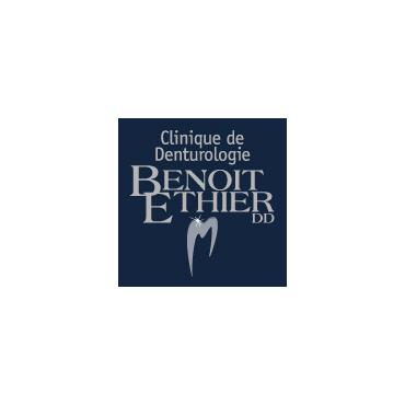 Clinique de Denturologie Benoît Ethier logo