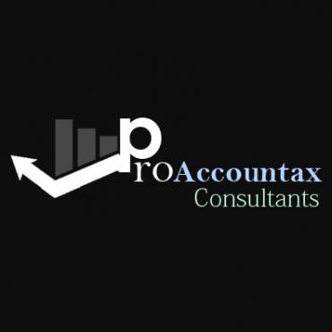 Pro Accountax Consultants logo