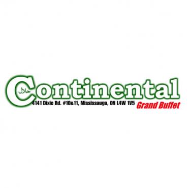 Continental Grand Buffet logo