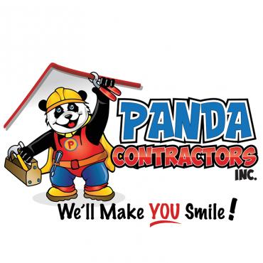 Panda Roofing logo